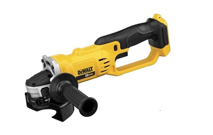 Best 4.5-inch cordless angle grinder