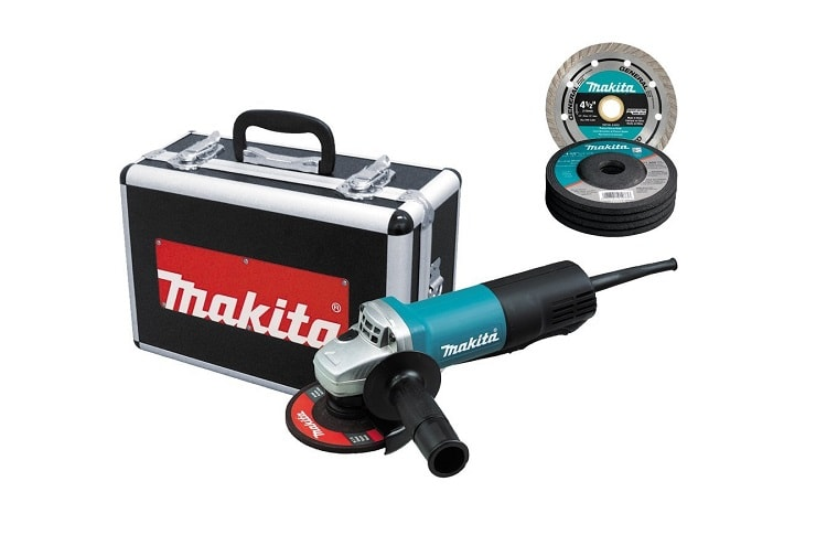 best angle grinder with Makita rope
