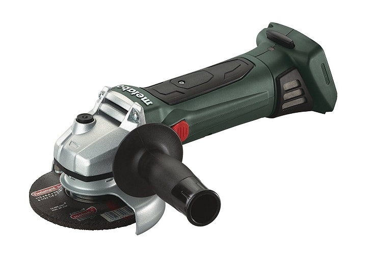 best battery operated 4-1/2 angle grinder