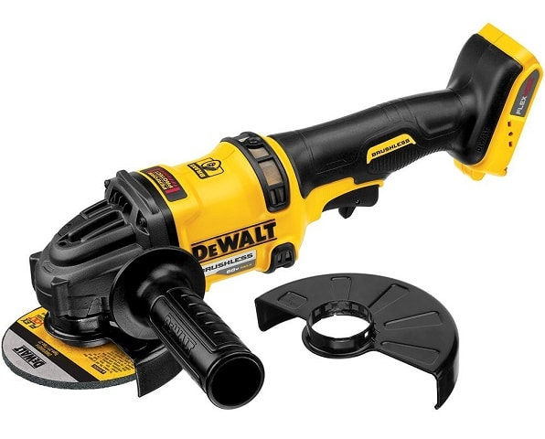 best battery-powered wire angle grinder
