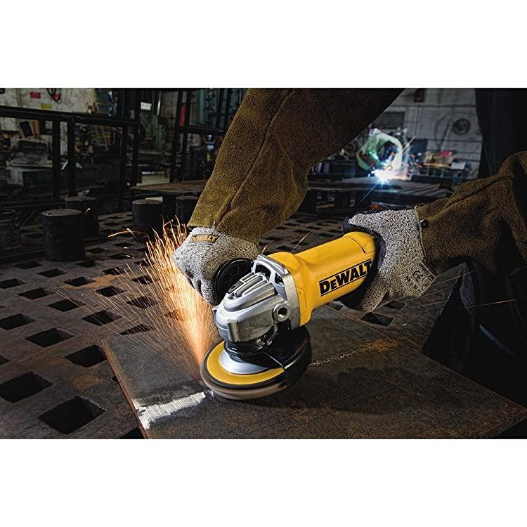 DEWALT DWE402 4-1/2 angle grinder