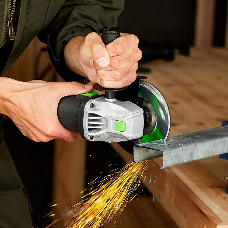 Galax Pro 4-1/2 Inch Angle Grinder